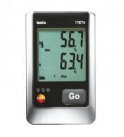 Логгер данных температуры testo 176 T4