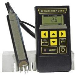 Электропотенциальный трещиномер 281М
