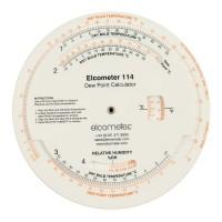 Калькулятор точки росы Elcometer 114