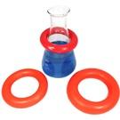 Кольцо-утяжилитель 0,45 кг. Ø=56 мм, для колб 250-1000 мл.