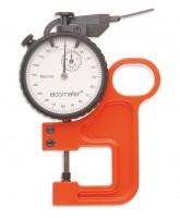 Механический толщиномер Elcometer 124 (для ленты Testex)
