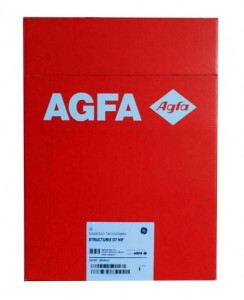 Рентгеновская пленка Agfa Structurix F8