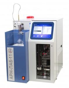 Автоматический аппарат АРН-ЛАБ-11 для разгонки нефтепродуктов