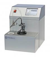 Автоматический аппарат ПТФ-ЛАБ-12 для определения предельной температуры фильтруемости на холодном фильтре