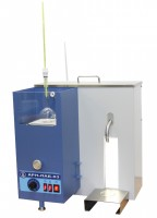 Аппарат АРН-ЛАБ-03 для разгонки нефтепродуктов