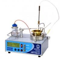 Аппарат ТВО-ЛАБ-01 для определения температуры вспышки в открытом тигле