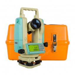 Электронный теодолит RGK T-02 с лазерным целеуказателем
