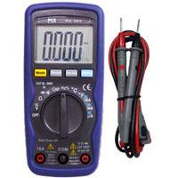 Цифровой вольтметр PCE-DM12 (CAT III / 600 V)