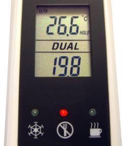 Контактный термометр PCE IR 100