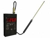 Термометр контактный цифровой с выносным датчиком ИТ-17 С-01