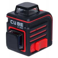 Лазерный уровень (нивелир) ADA CUBE 2-360 BASIC EDITION