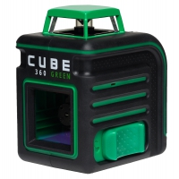 Лазерный уровень (нивелир) ADA CUBE 360 Green ULTIMATE EDITION