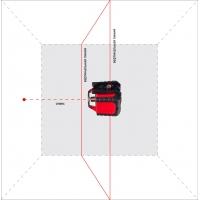 Ротационный лазерный нивелир ADA ROTARY 400 HV Servo