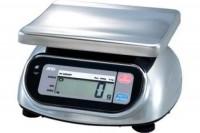 Фасовочные электронные пыле-влагозащищенные весы AND SK-1000WP