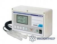 МАРК-409 — анализатор растворенного кислорода (щитовое исполнение)