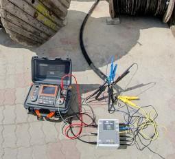 MIC-10k1 Измеритель параметров электроизоляции