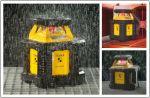 Ротационный лазерный прибор STABILA LAR 200 Complete Set + REC300