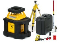 Ротационный лазерный прибор STABILA LAR 250 Complete Set