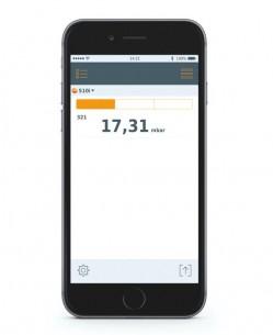 Смарт-зонд testo 549 i — Манометр высокого давления с Bluetooth, управляемый со смартфона/планшета