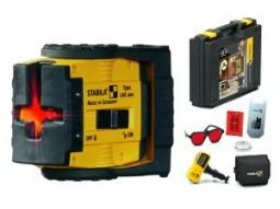 Лазерный построитель плоскостей STABILA LAX 200 Komplet Set + REC 210