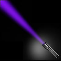 Фонарь ультрафиолетовый TQC LD7290 (UV spotlight)