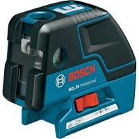Лазерный уровень Bosch GCL 25 Professional