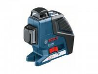 Лазерный уровень Bosch GLL 2-80 P Professional + BT 150