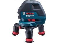 Лазерный уровень Bosch GLL 3-50 Professional + BM1 + LR2 + L-BOXX