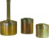 Комплект режущих колец для отбора проб грунта ПГ-100