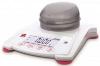Лабораторные электронные весы OHAUS SPX222+гиря