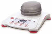 Лабораторные электронные весы OHAUS SPX622+гиря