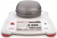 Лабораторные электронные весы OHAUS STX123+гиря