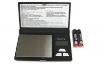 Портативные электронные карманные весы OHAUS YA302