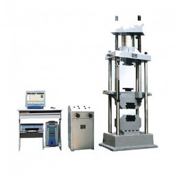 Универсальная гидравлическая испытательная машина WEW-1000A