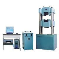 Универсальная гидравлическая испытательная машина WEW-1000D