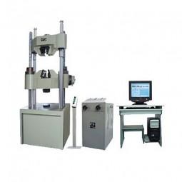 Универсальная гидравлическая испытательная машина WEW-300C