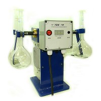 Устройство для встряхивания жидкостей в сосудах УВЖ-1Ф