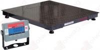 Напольные платформенные весы OHAUS DF32M1500BLX