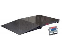 Напольные платформенные весы OHAUS DF32M1500BX