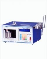Регистратор автоматический температуры вспышки нефтепродуктов «Вспышка-А»