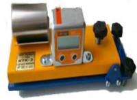 Прибор КТК-2 (с ручным приводом, с электронным считывателем угла)