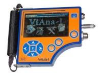 «ViAna-1» – одноканальный виброанализатор, прибор диагностики подшипников качения, «безразборной» балансировки роторов, виброметр