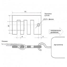 Адгезиметр АМЦ 2-50