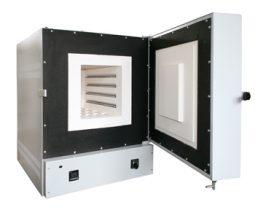 Высокотемпературная лабораторная электропечь SNOL 40/1200