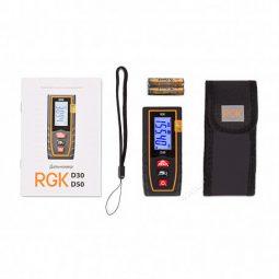 Лазерная рулетка RGK D30 NEW