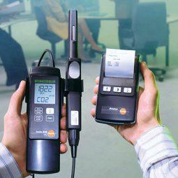 Измерительный прибор концентрации CO2 Testo 535