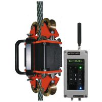ИНТРОС-АВТО дефектоскоп автоматизированный для мониторинга стальных канатов