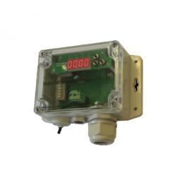 Газосигнализатор стационарный на диоксид углерода (CO2) Дукат-СВ серии ИГС-98 исполнение 011