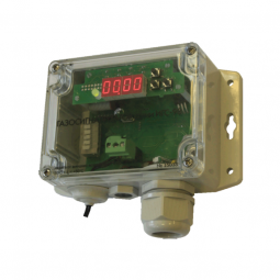 Газосигнализатор стационарный Хвощ-СВ серии ИГС-98 на хлороводород НCl (пары соляной кислоты) исполнение 011