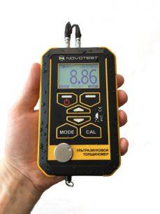 Толщиномер ультразвуковой NOVOTEST УТ-1 (IP)
